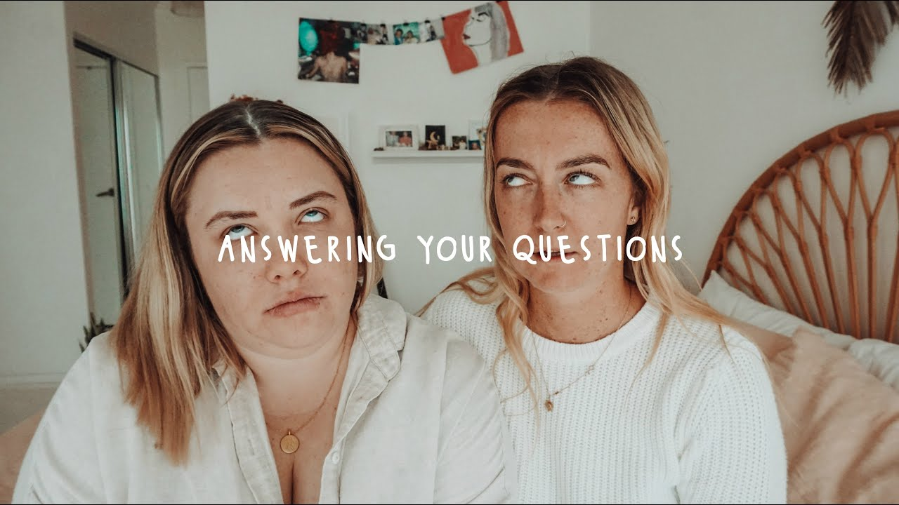what it's REALLY like to live with your best friend 😅👭 Q&A WITH KARA!