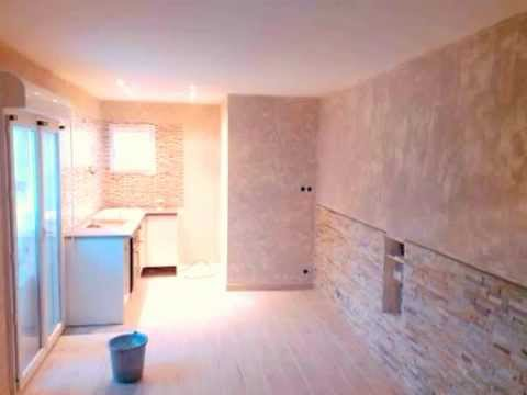 rénover son appartement - youtube - Renover Un Appartement A Moindre Cout