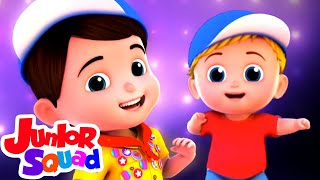 Download Mp3 Kaboochi Kartun untuk anak Bayi sajak Junior Squad Indonesia Lagu anak anak