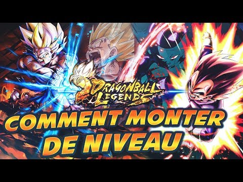 TUTO - MONTER DE RANG RAPIDEMENT + ASTUCES - DRAGON BALL LEGENDS FR