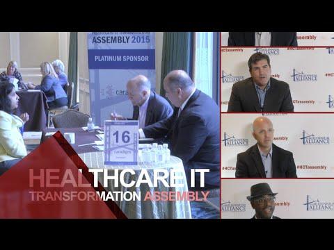 Healthcare Providers Transformation Attendee Testimonials