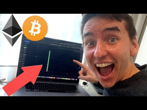 EXTREMELY IMPORTANT SIGNAL JUST FLASHED FOR BITCOIN AND ETHEREUM!!!!! [shocking]