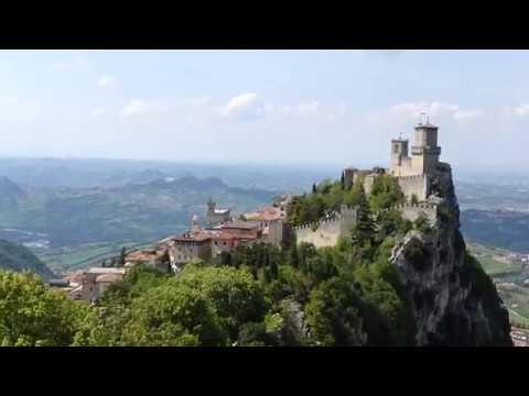 San Marino in Time Lapse