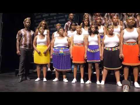 Maseru City Choral Siyabonga by SBP Mnomiya