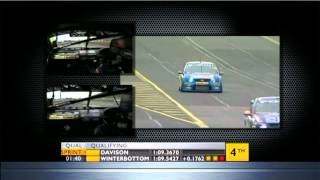 Saturday Qualifying Highlights - Dick Smith Sandown 500