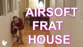 Evike's Airsoft Frat House (Vlog)