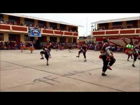 Esencias Peruanas - Carnaval de Chaca (3er festival de danza folclórica - Mórrope 2013)