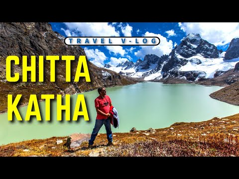Chitta Katha Lake Trip / Neelum Valley / Shounter Valley / Azad Kashmir Pakistan GoPro