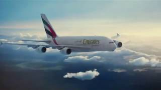 Emirates TV Commercial, A World of Good Times Song by Queen