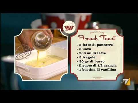 I Menu Di Benedetta Frenchtoast Youtube