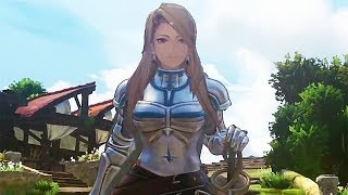 Granblue Fantasy Project Re: Link Gameplay Trailer - PlatinumGames Action RPG (PS4)