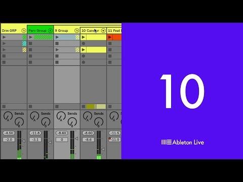 download ableton live 10 lite