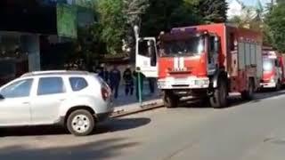 Короткое замыкание произошло в ТЦ в Пятигорске