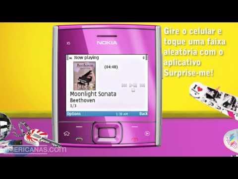 Smartphone Nokia X5 l Americanas.com