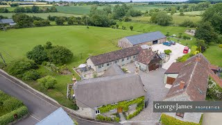 GeorgeJames Properties - Orchard Farm - Knowle - Somerset - Property Video Tours Somerset