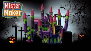 Creepy Halloween Castle! | Mister Maker