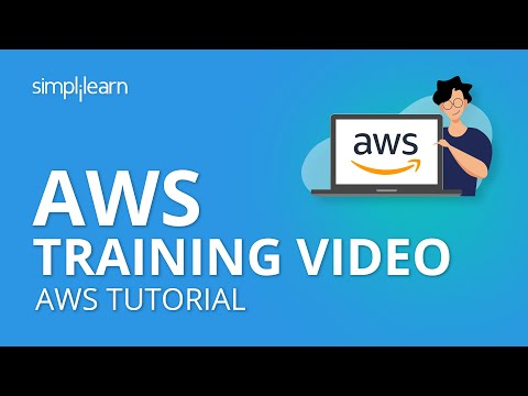 AWS Training Video | AWS Certified Solutions Architect Training | AWS Tutorial | Simplilearn