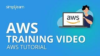 AWS Training Video | AWS Certified Solutions Architect Training | AWS Tutorial | Simplilearn