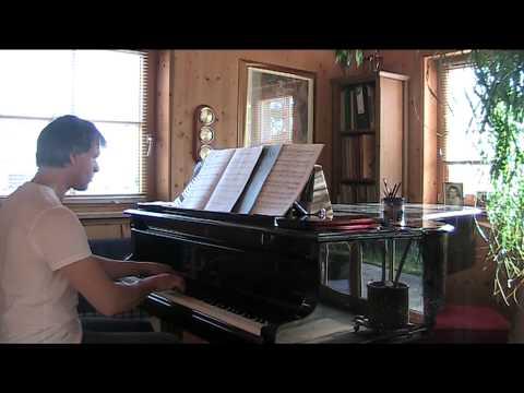 "Gillock William:  Prelude ""An Old Valentine"""