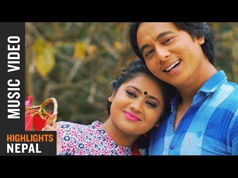 Birsu Bhanchhu Ft. Keki Adhikari, Adrish Gurung | New Nepali Adhunik Song 2018 | Sagar Shah 'NJ'