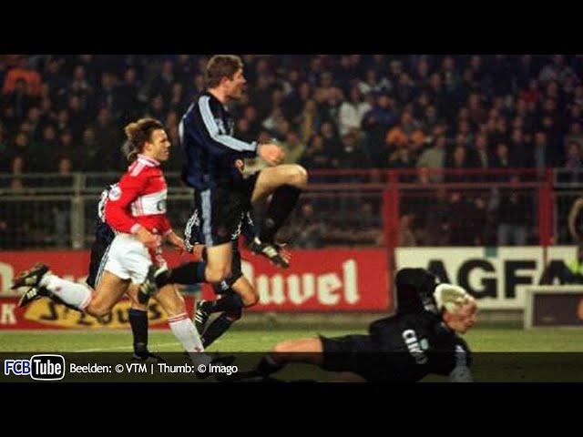 1997-1998 - Beker Van België - 03. Kwartfinale - Club Brugge - Standard 5-1