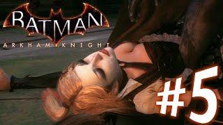 Batman Arkham Knight - Parte 5: Robin, Arlequina e CAOS! [ Playstation 4 - Playthrough PT-BR ]