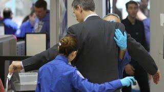 TSA officer admits to groping male passengers