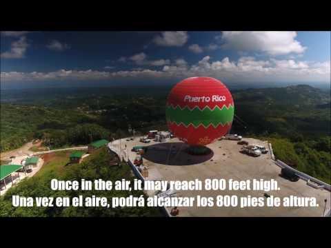 Globo Aerostático de Jayuya / Air Balloon in Jayuya
