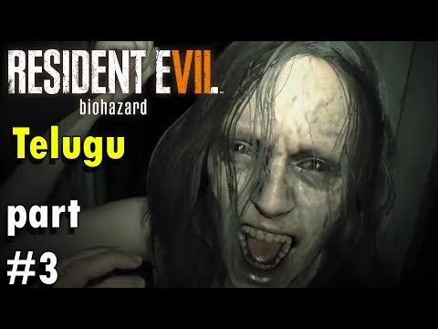 Resident Evil 7: Biohazard In Telugu Part 3 || Telugu Gamer | Gaming In Telugu