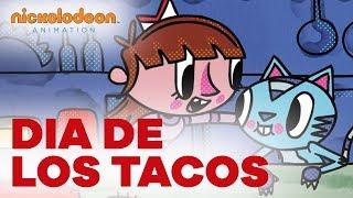 Dia De Los Tacos   Nick Animated Shorts