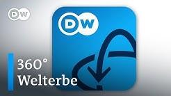 Unsere neue App: DW World Heritage 360 | DW Reise