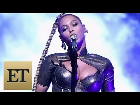 Beyonce Starts Bleeding Mid-Concert After Ripping Earring Out, Continues to Slay Performance