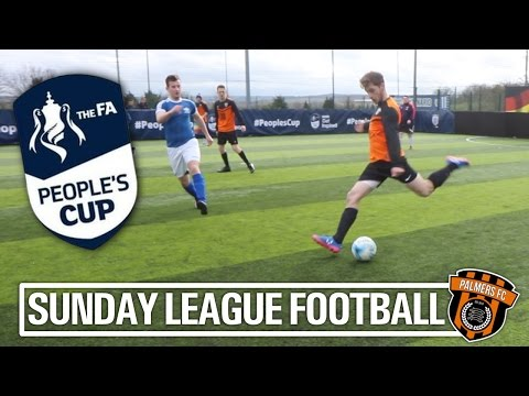 Sunday League Football  - THE FA PEOPLE'S CUP
