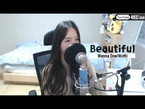 Wanna One(워너원) - Beautiful COVER By 새송|SAESONG