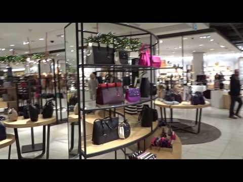 A Quick Tour of NORDSTROMS here in Ottawa-2016