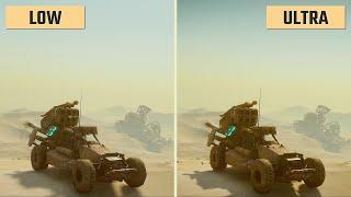 Rage 2 Low vs. Ultra (Graphics Comparison)