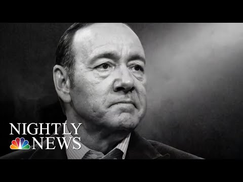 Kevin Spacey Faces Felony Sexual Assault Charge | NBC Nightly News