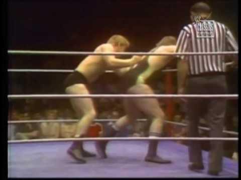 WWWF CHAMPIONSHIP WRESTLING- MAY 1977- TV