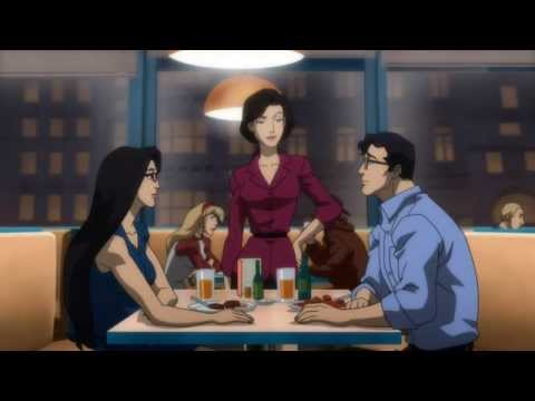 Lois Lane Interrupts Clark and Diana