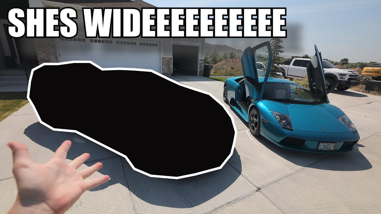 "Introducing my Widebody ""Bug Killer"" Nissan GTR"