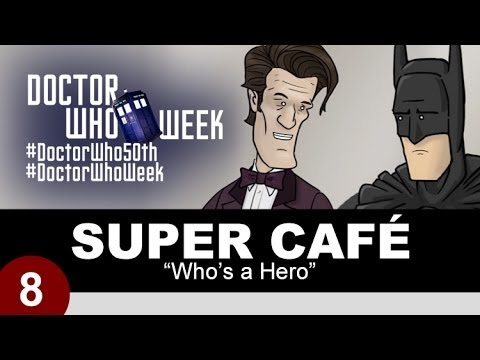 Super Cafe: Who's a Hero