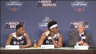 Raw Video: UC Davis Teary Press Conference