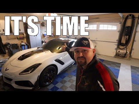My 2019 Corvette ZR1 Compared to my 2016 Corvette Z06