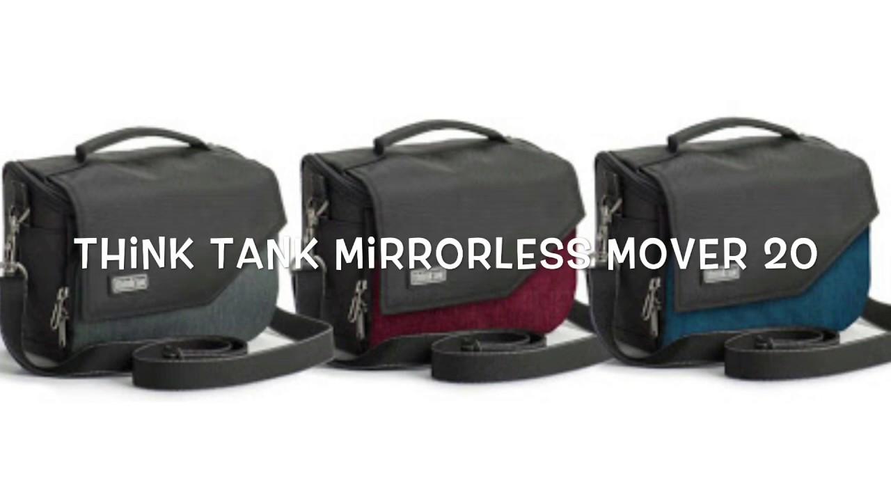 ร ว ว กระเป า Think Tank Mirrorless Mover 20