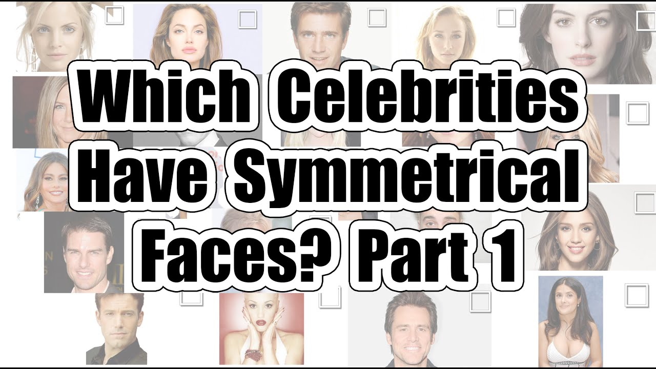 Photos: What Symmetrical Faces Really Look Like | Time