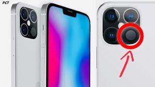 Así se vería un iPhone 12 Pro con el Escáner liDAR