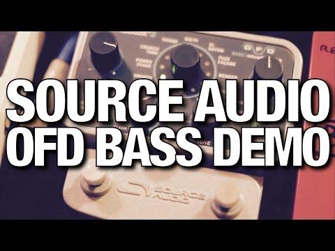Source Audio Bass OFD - Full Demo