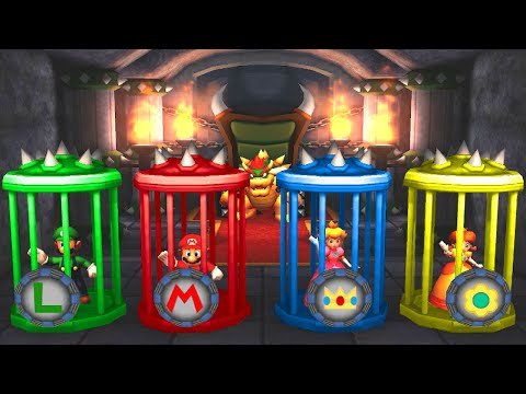 Mario Party The Top 100 HD - All Minigames (Master Difficulty)