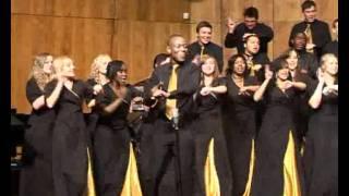 EuropeanChoirVideoAward - UP Youth Choir - Kwela Kwela