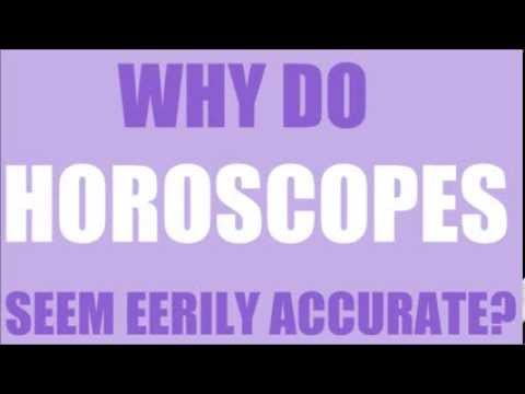 Why Do Horoscopes Seem Eerily Accurate?